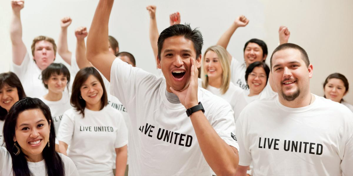 Bold, United Way fights for Education.
